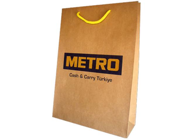 Karton çanta baskısı